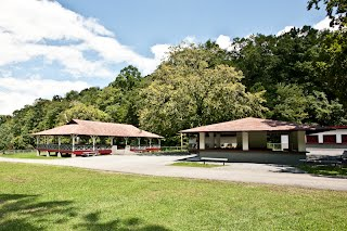 The Dining Pavilion and Dance Floor
